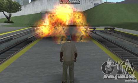 New Effects pour GTA San Andreas