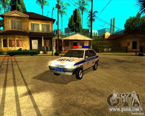 VAZ 2109 DPS für GTA San Andreas