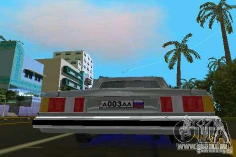 ZIL 41047 für GTA Vice City Rückansicht