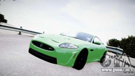 Jaguar XKR-S 2012 für GTA 4