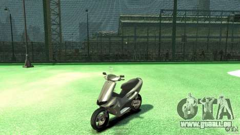 Gilera runner 50 SP With livery2 für GTA 4