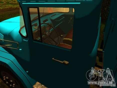 ZIL 131 Cupid für GTA San Andreas Seitenansicht