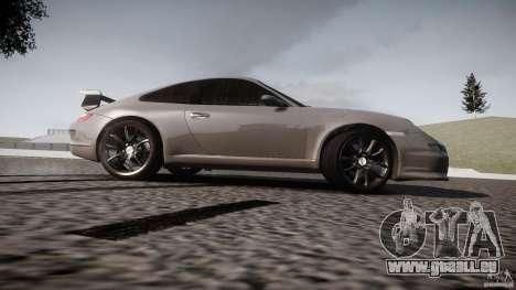 Porsche GT3 997 für GTA 4 Innenansicht