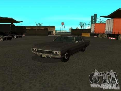 Dodge Polara 1971 für GTA San Andreas