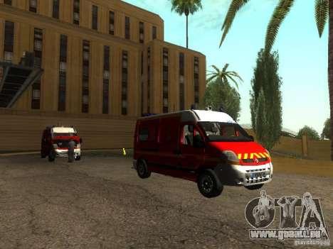 Oživlënie Krankenhäuser in Los Santos für GTA San Andreas