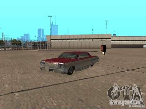 Voodoo von GTA 4 für GTA San Andreas