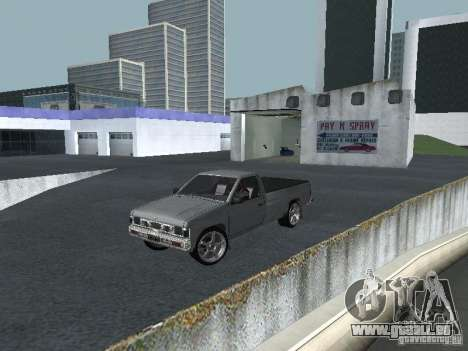 Nissan Pick-up D21 pour GTA San Andreas