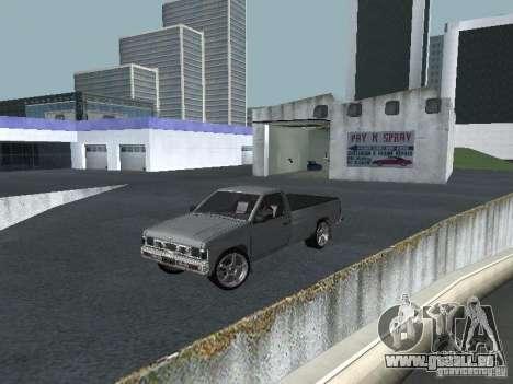 Nissan Pick-up D21 für GTA San Andreas