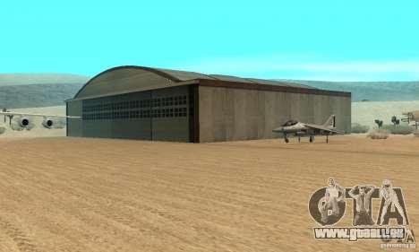 Guerre aérienne pour GTA San Andreas onzième écran