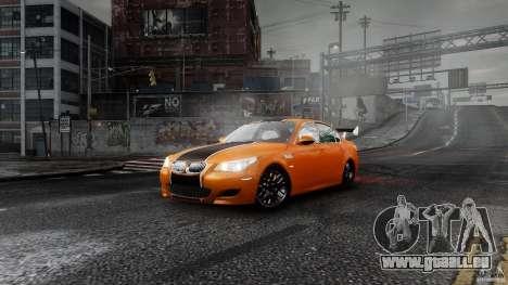 BMW M5 e60 Emre AKIN Edition pour GTA 4