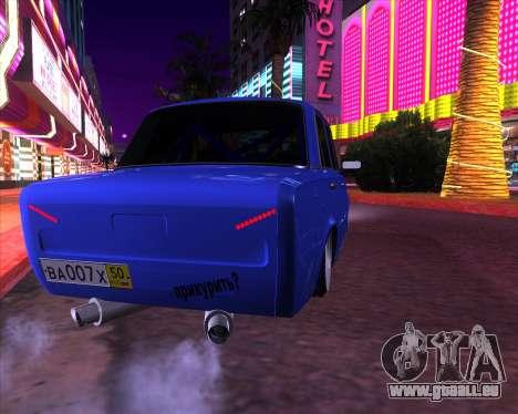 VAZ 2101 Drift voiture pour GTA San Andreas vue de droite