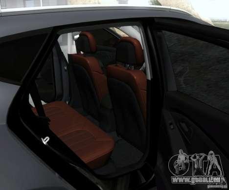 Hyundai ix35 pour GTA San Andreas moteur
