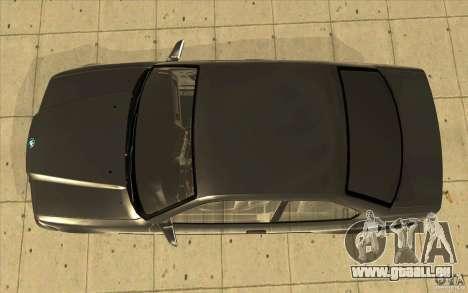 BMW E36 M3 - Stock pour GTA San Andreas vue de droite