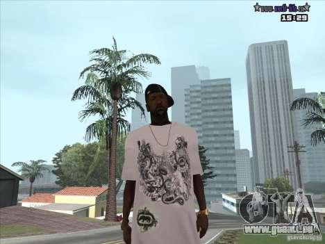 Nouvelle peau Suite pour GTA San Andreas quatrième écran
