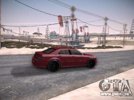 Chrysler 300C SRT8 pour GTA San Andreas vue de droite