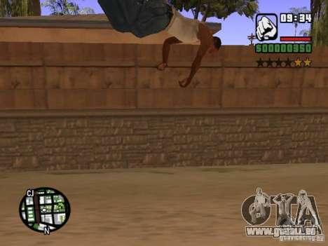 ACRO Style mod by ACID für GTA San Andreas zwölften Screenshot