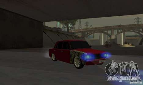 VAZ 2101 restylage pour GTA San Andreas