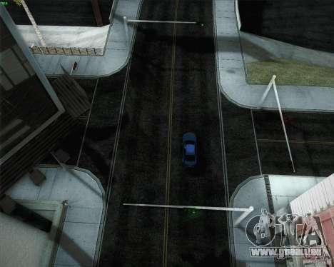 Nouvelles routes autour de San Andreas pour GTA San Andreas septième écran