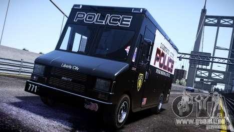 Boxville Police für GTA 4