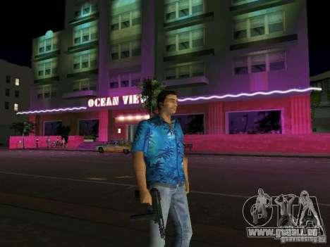Modèle Tommy Vercetti bêta GTA Vice City pour la deuxième capture d'écran