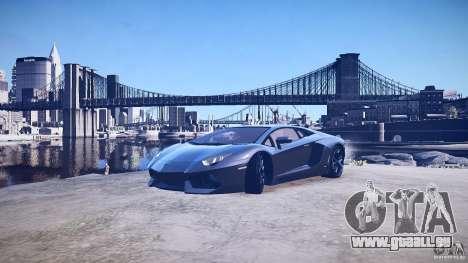 Lamborghini Aventador LP700-4 v1.0 für GTA 4-Motor