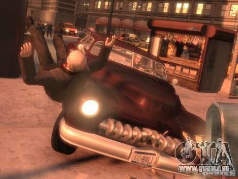 Hermes HD pour GTA 4 est un droit