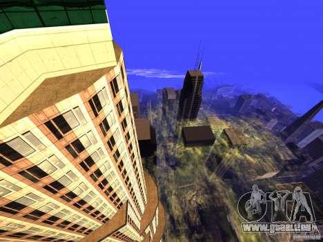 New San Fierro V1.4 pour GTA San Andreas