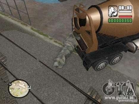 Chement pour GTA San Andreas