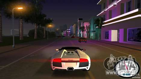 Tachometer für GTA Vice City