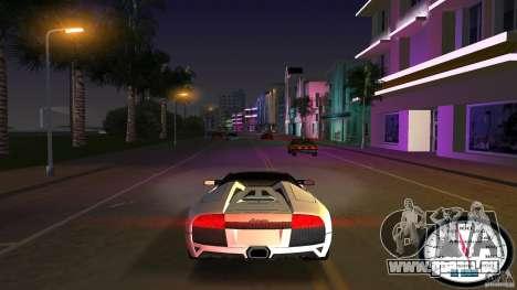 Compteur de vitesse pour GTA Vice City