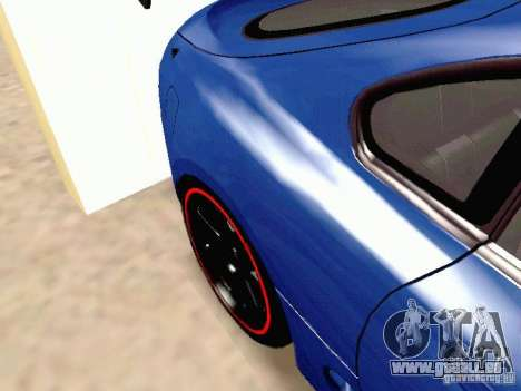 Toyota Supra Drift Edition für GTA San Andreas rechten Ansicht