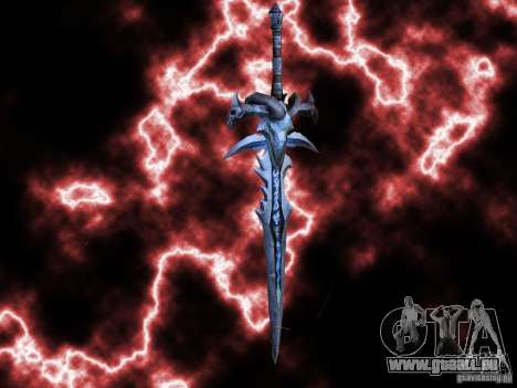 Frostmorn-épée de WoW Lich King pour GTA San Andreas