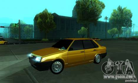 VAZ 21099-PROTOKOLL für GTA San Andreas
