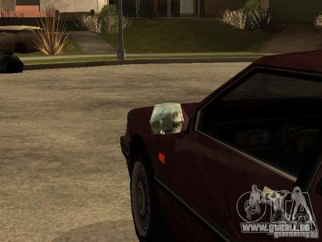 Dommages réalistes pour GTA San Andreas troisième écran