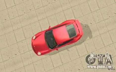 Porsche 911 (997) GT3 v2.0 für GTA San Andreas rechten Ansicht