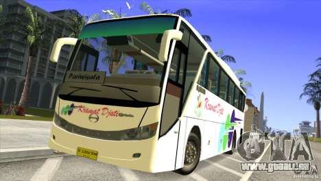 Hino New Travego RK1 pour GTA San Andreas