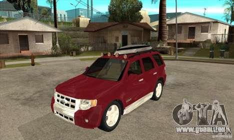 Ford Escape 2009 pour GTA San Andreas