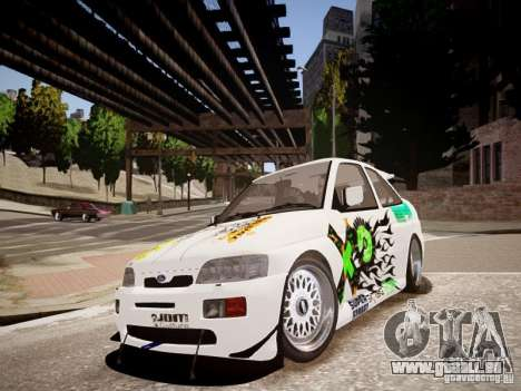 Ford Escort RS Cosworth 1992 pour GTA 4