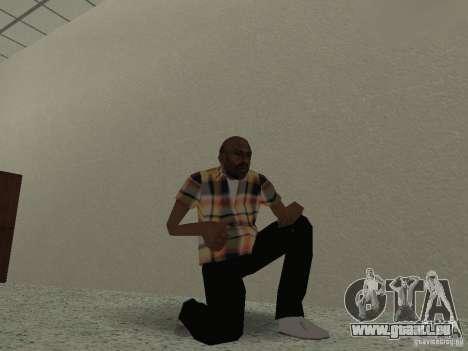 New bmost v2 pour GTA San Andreas deuxième écran