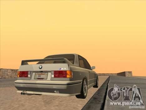 BMW M3 E30 1991 für GTA San Andreas linke Ansicht