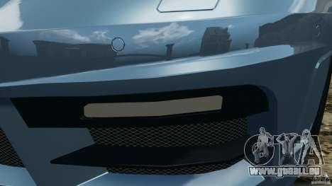 Mercedes-Benz S W221 Wald Black Bison Edition für GTA 4