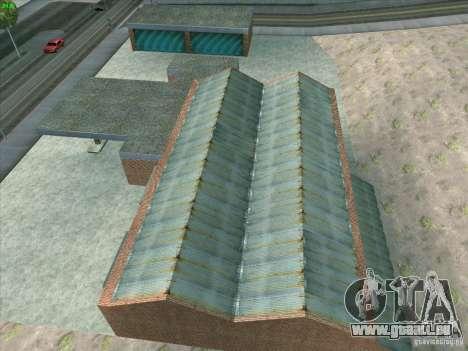 Nouveau garage de Doherty pour GTA San Andreas huitième écran
