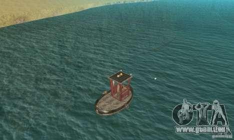 Lil Tug pour GTA San Andreas laissé vue