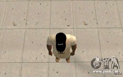 Cap coe pour GTA San Andreas troisième écran