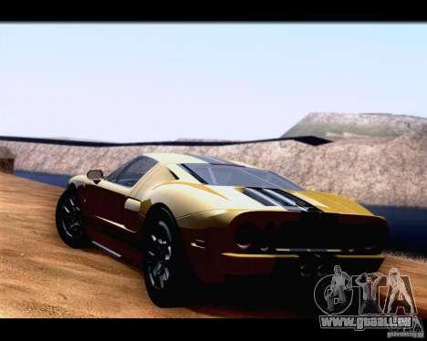 SA_NGGE ENBSeries für GTA San Andreas dritten Screenshot