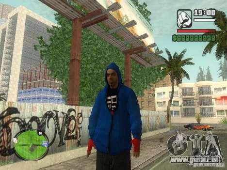 RunMan für GTA San Andreas