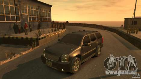 GMC Yukon 2010 pour GTA 4