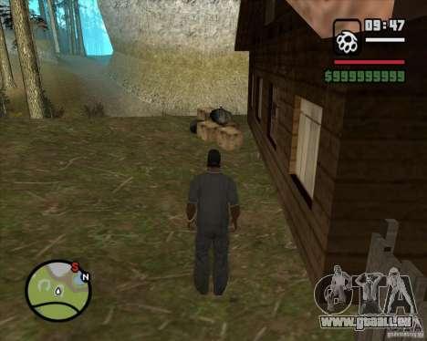 Haus Jäger v2. 0 für GTA San Andreas fünften Screenshot