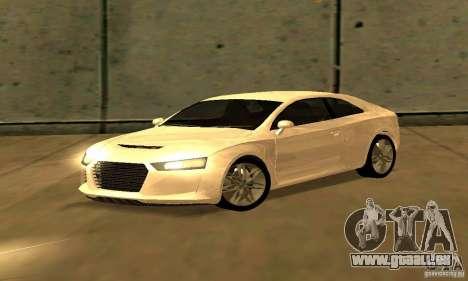 Audi Quattro Concept 2013 für GTA San Andreas