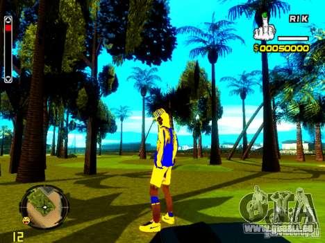 Peau bum v2 pour GTA San Andreas cinquième écran